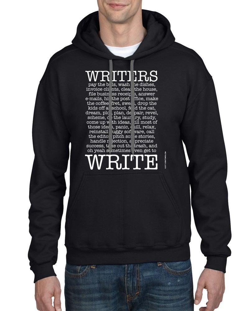 Image of Writers Write Hoodie