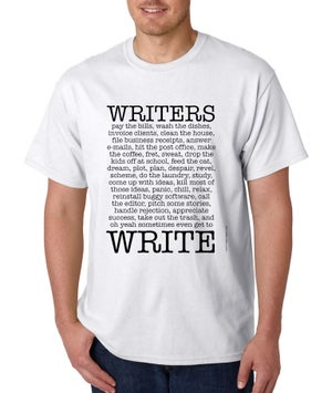 Image of Writers Write shirt