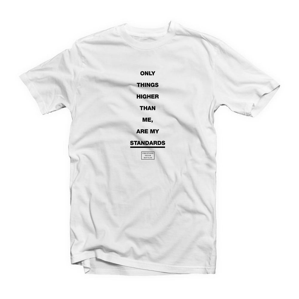 Image of H3 Standards Tee (White)