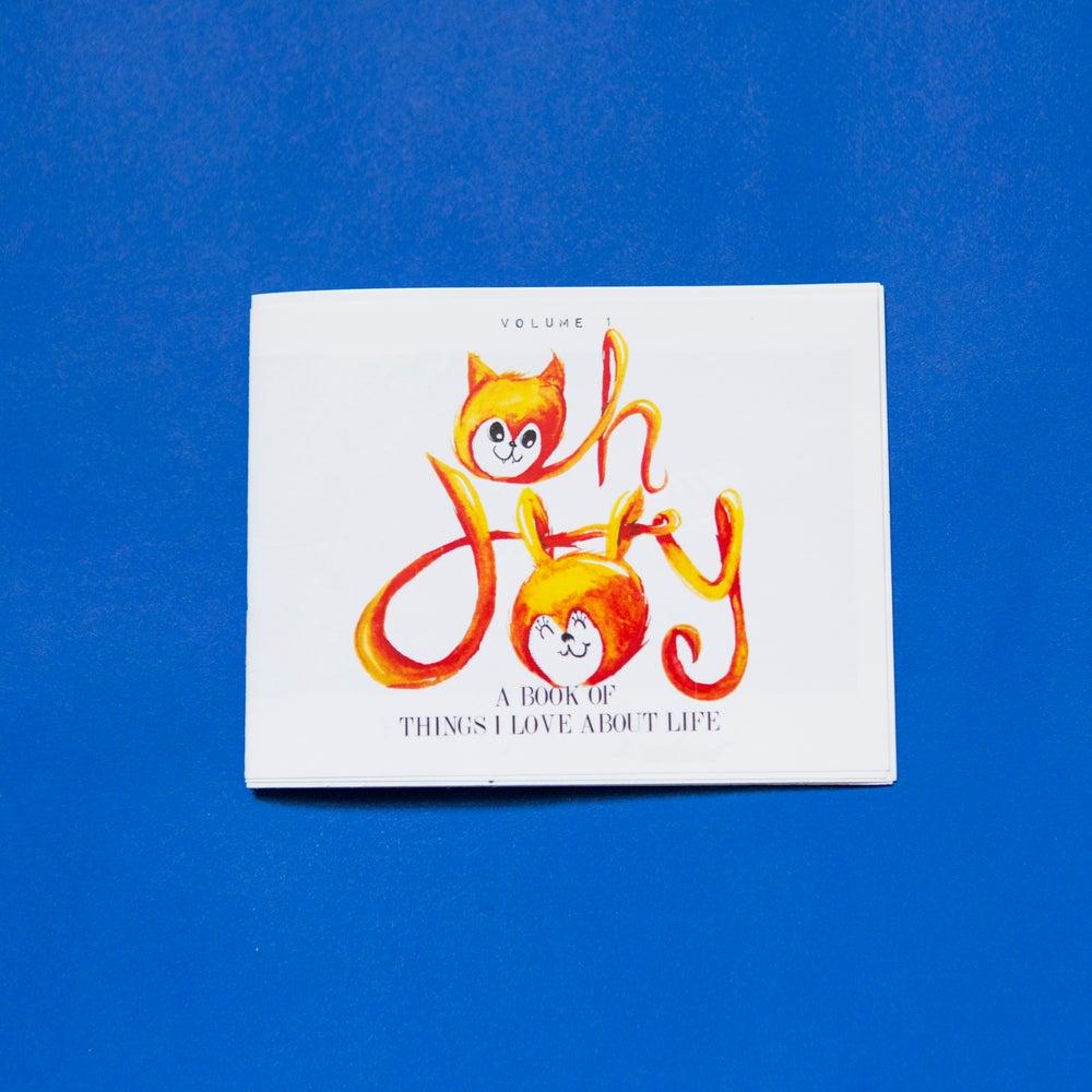 Image of Oh Joy zine Vol 1