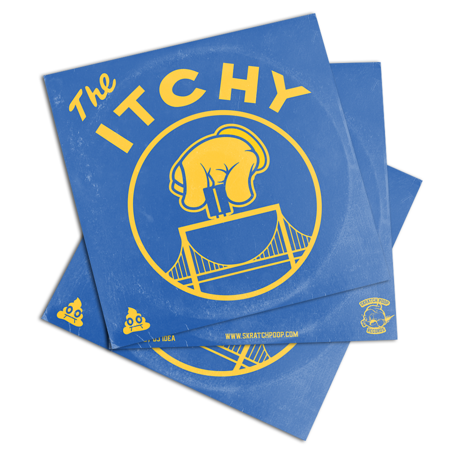 Image of The Itchy 7""