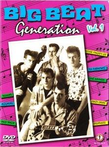 Image of BIG BEAT GENERATIONS DVD - VARIOUS ARTISTS INCLUDING CRAZY CAVAN