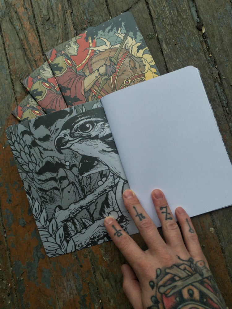 Image of SERIES TWO NOTEBOOK!