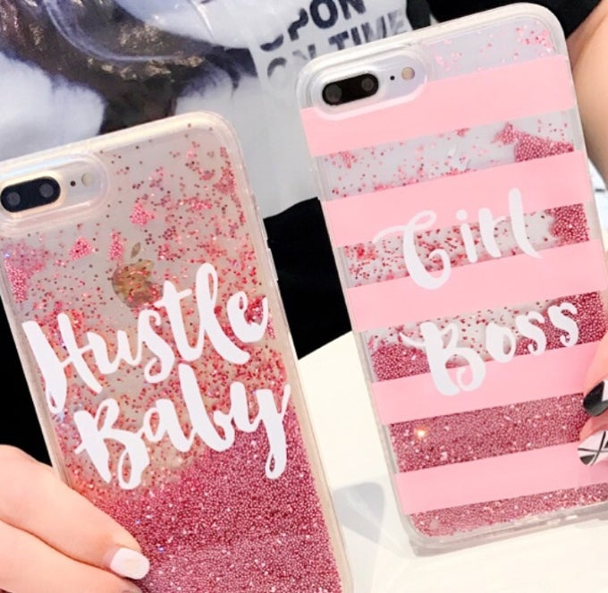 Image of BOSSY PHONE CASES