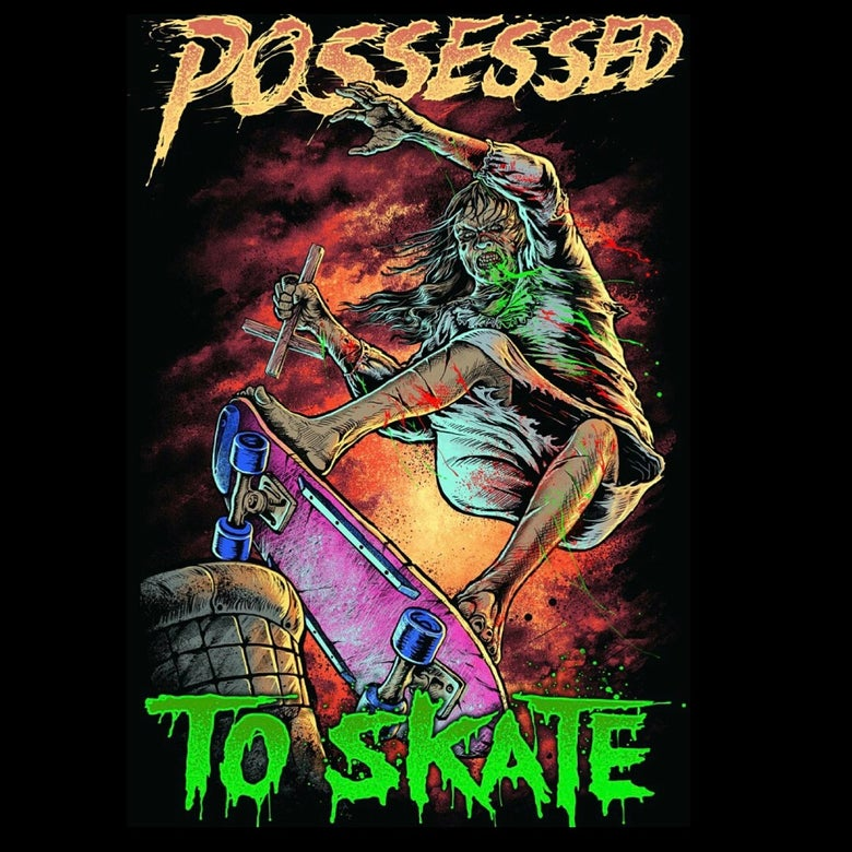 Image of Possessed to skate