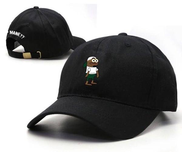 Image of Black Dad Hat