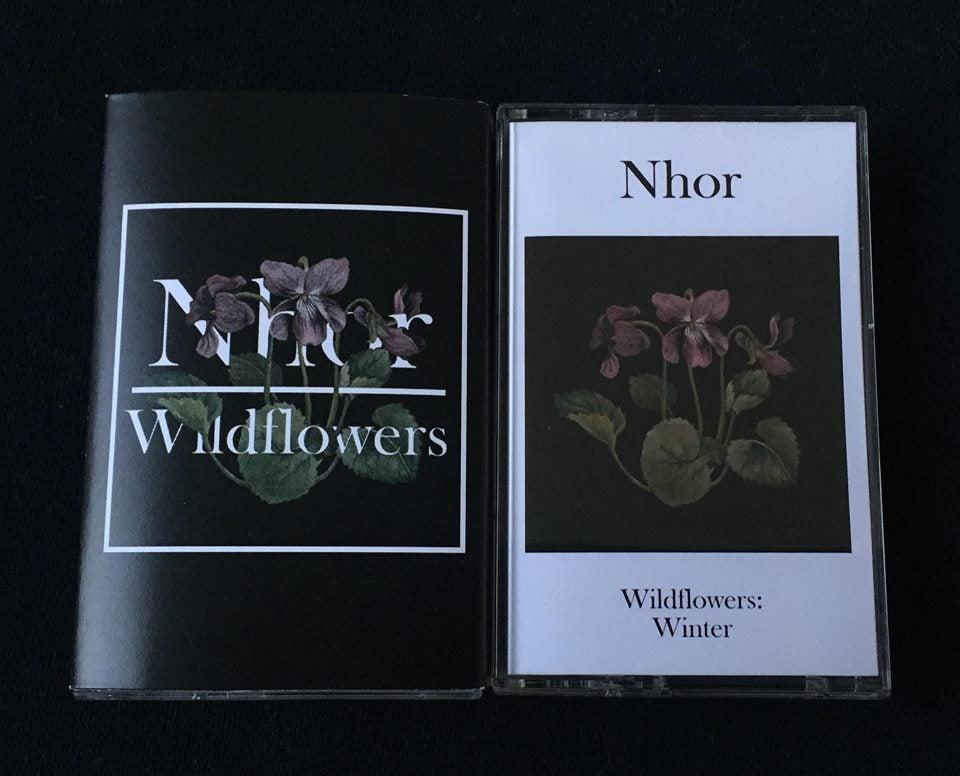 Image of Wildflowers: Winter - Cassette