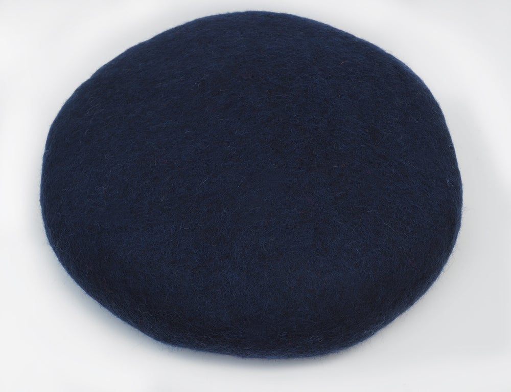 Image of Marine Blue Tush Cush