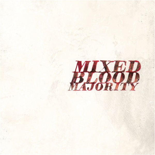 Image of Mixed Blood Majority CD