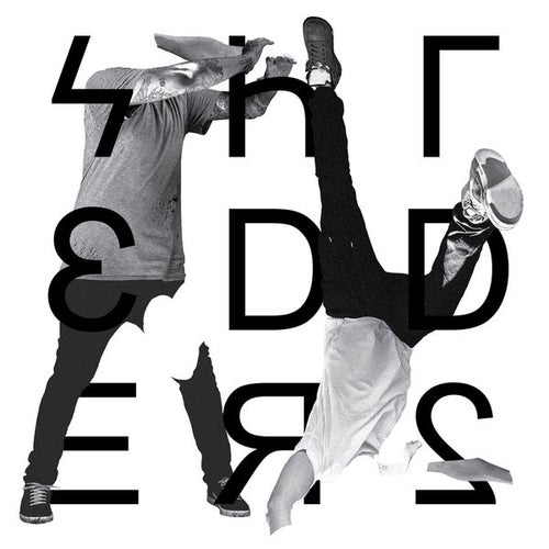 Image of Dangerous Jumps LP - SHREDDERS