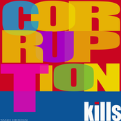 Image of Corruption Kills Poster