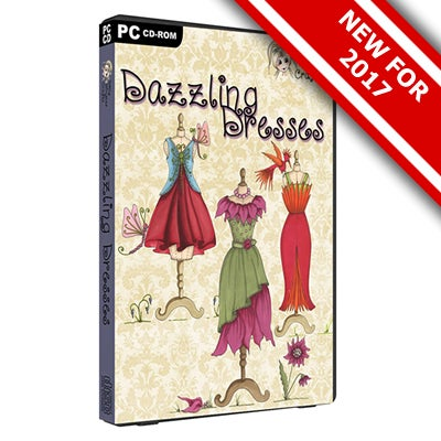 Image of Dazzling Dresses by Dolly DImples