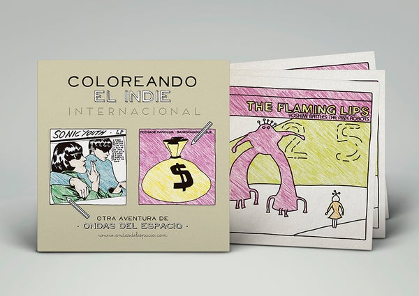 Image of COLOREANDO EL INDIE - INTERNACIONAL