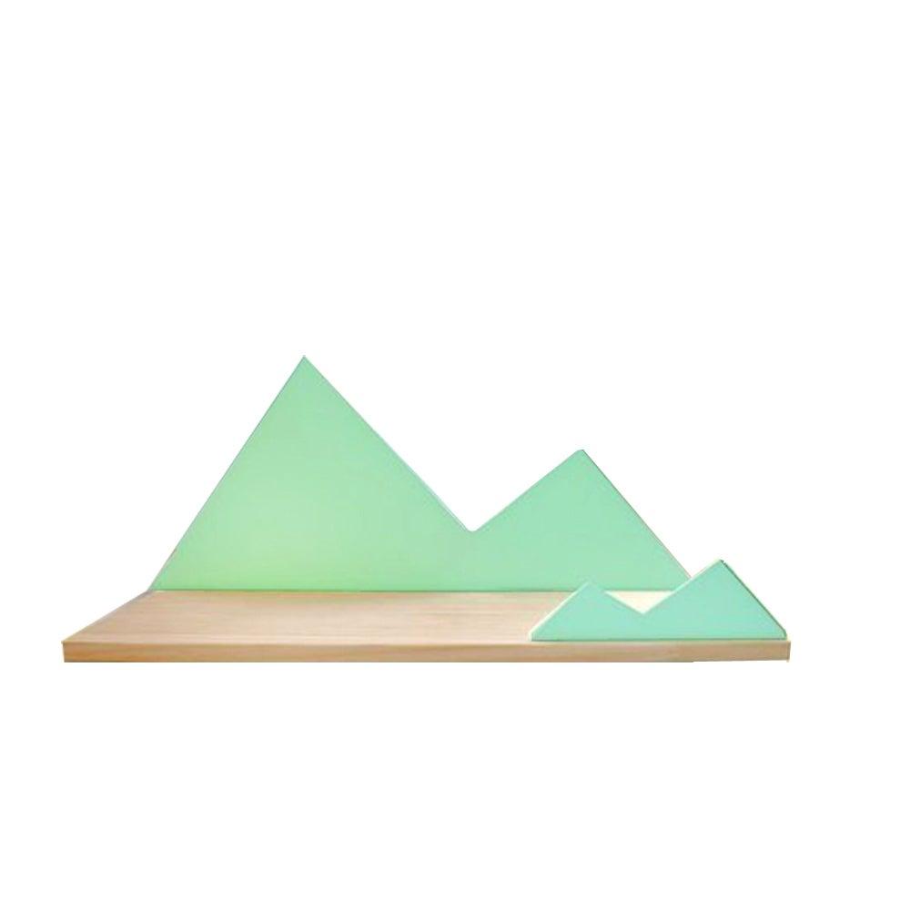 Image of Estantería Infantil Montaña Verde