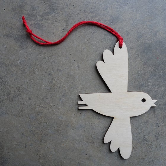 Image of Dove Bauble