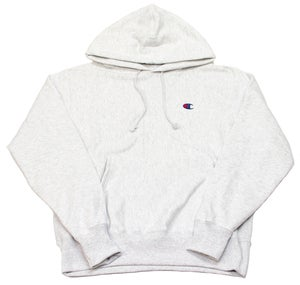 Image of Small C Pullover Grey