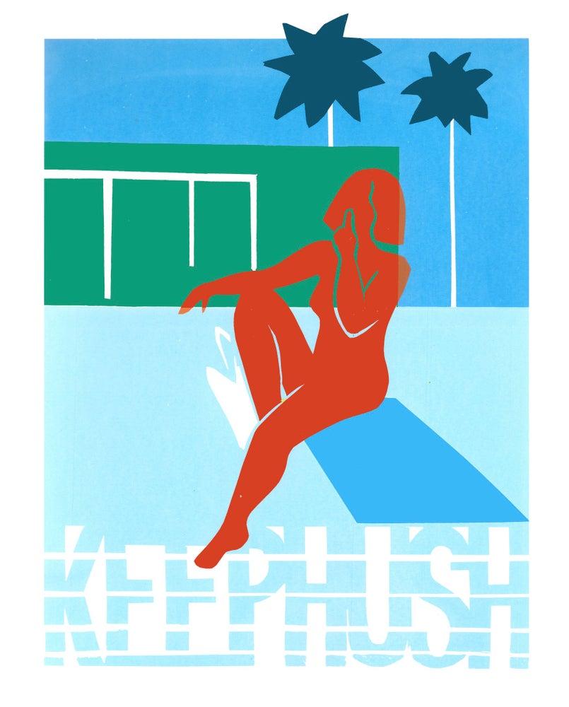 Image of 'A Quieter Splash'