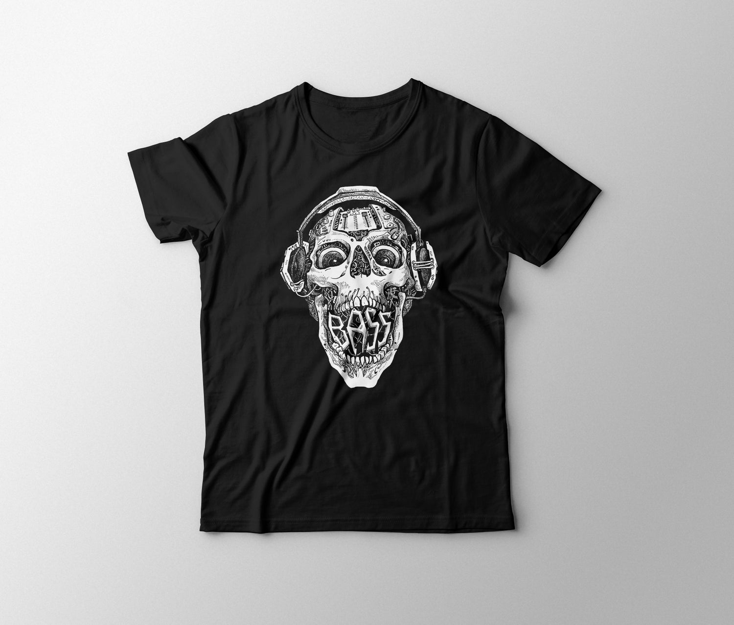 Image of COOH BASS TEE (FREE SHIPPING)