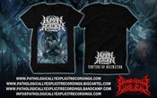 Image of HUMAN REJECTION-TORTURE OF DECIMATION T-SHIRT