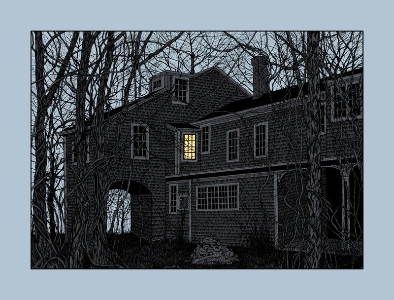 """Image of """"The House of Edward Gorey"""""""