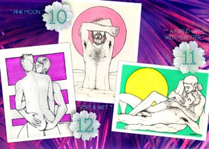Image of MINI PRINTS (12 IMAGE OPTIONS)