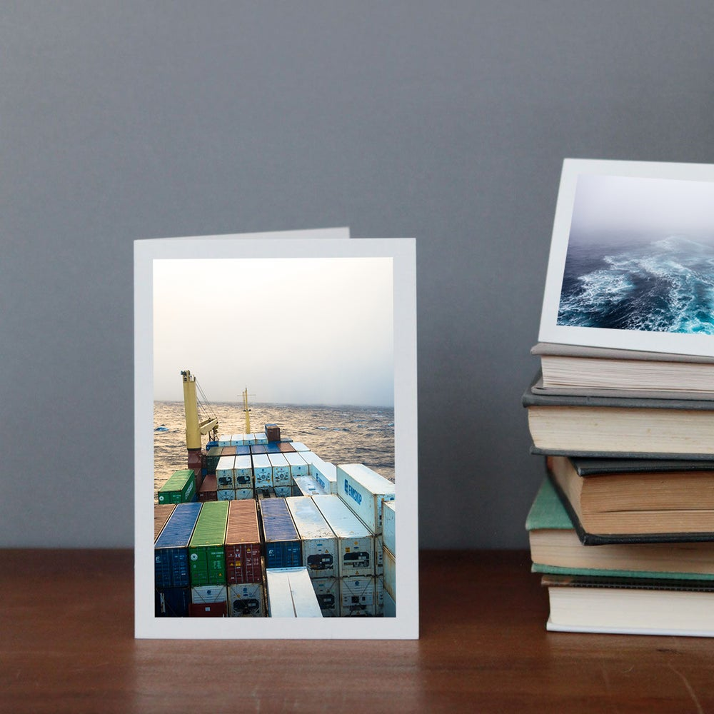 Image of Mystery Note card set