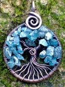 Image of Tree of Life Pendant Class by Jennifer Tuschong