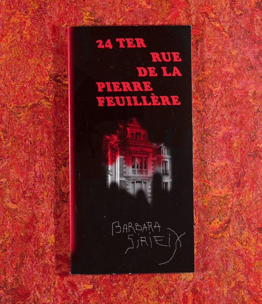 Image of 24 ter rue de la Pierre Feuillère<br />  — Barbara Sirieix