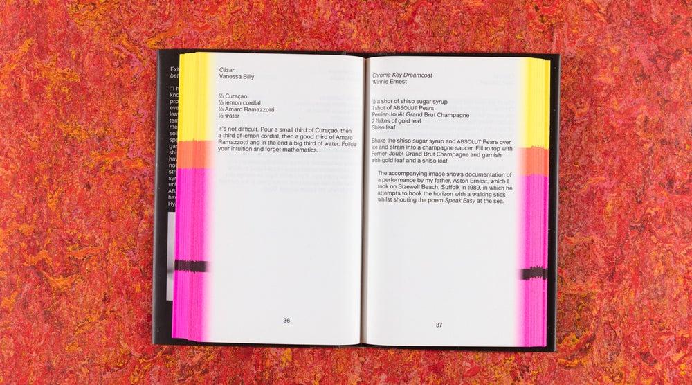 Image of Artists' Cocktails (3rd Edition) <br/> — Ryan Gander