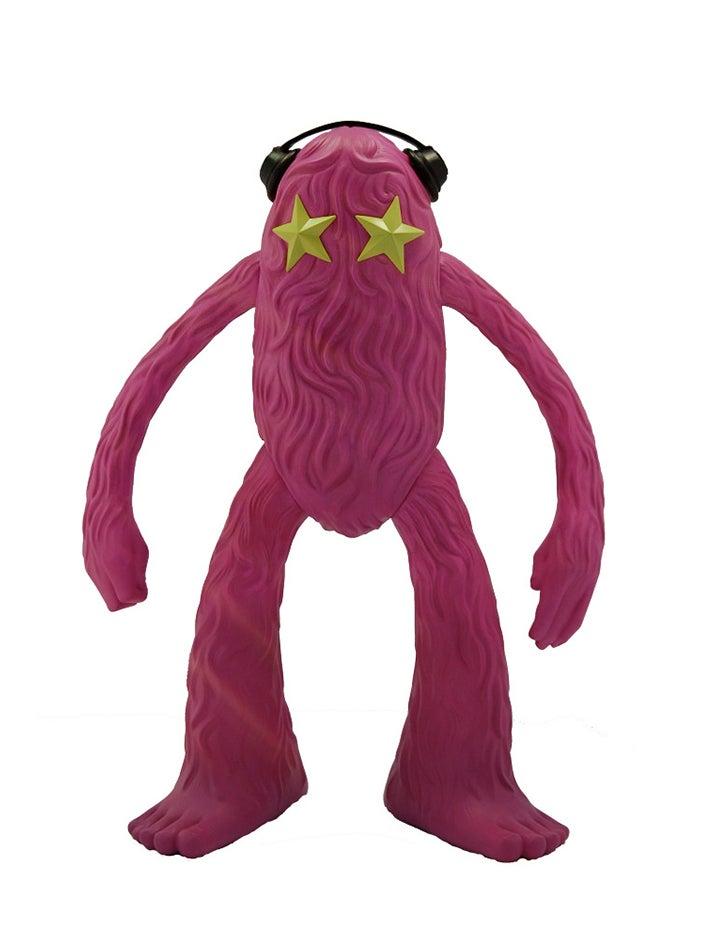 Image of Pink Seeker