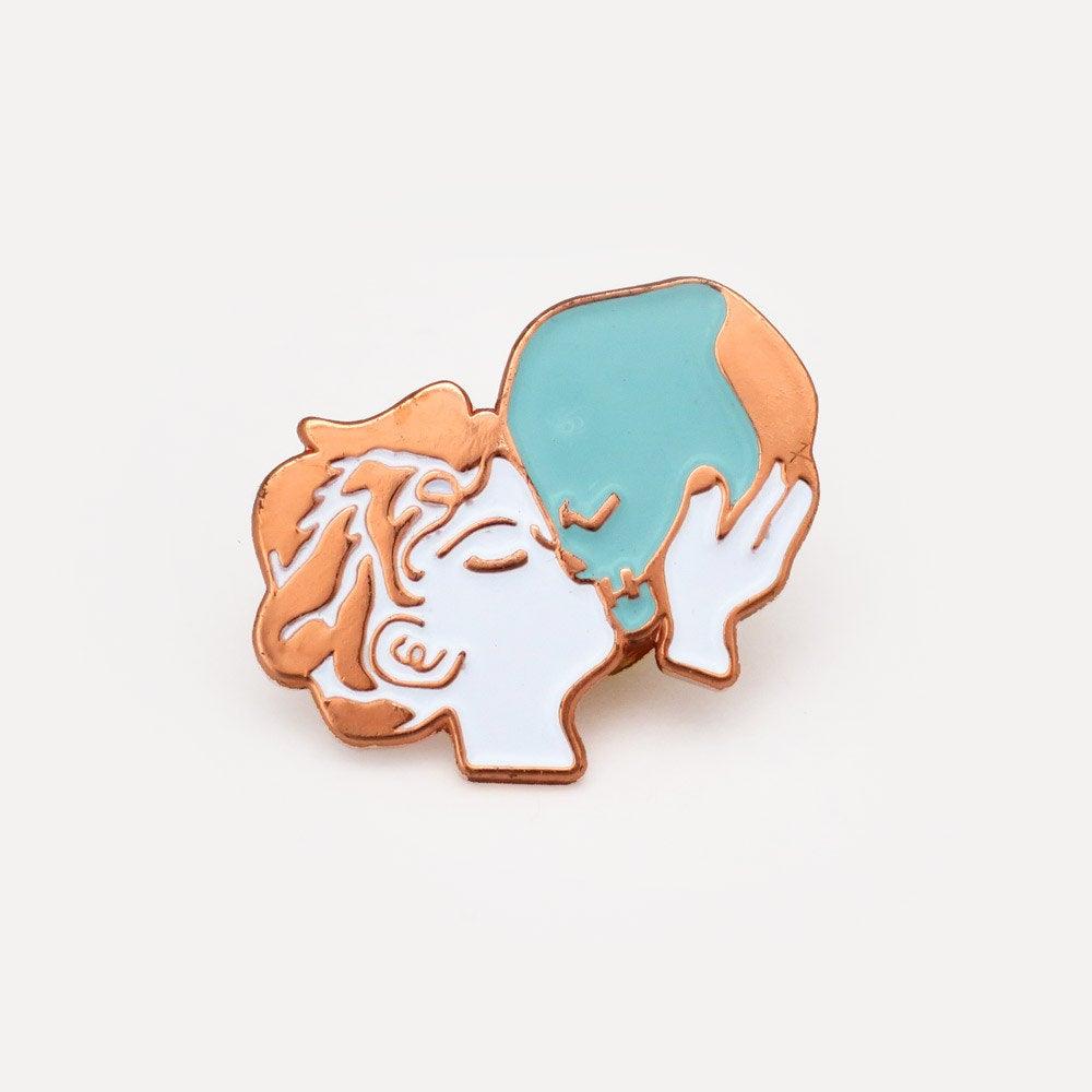 Image of SECONDS SALE - Death wish enamel pin