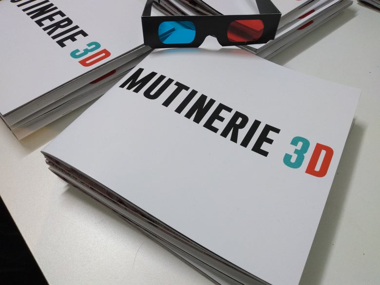 Image of MUTINERIE 3D