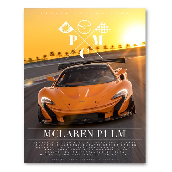 Image of Pre Order – Private Motor Club 04