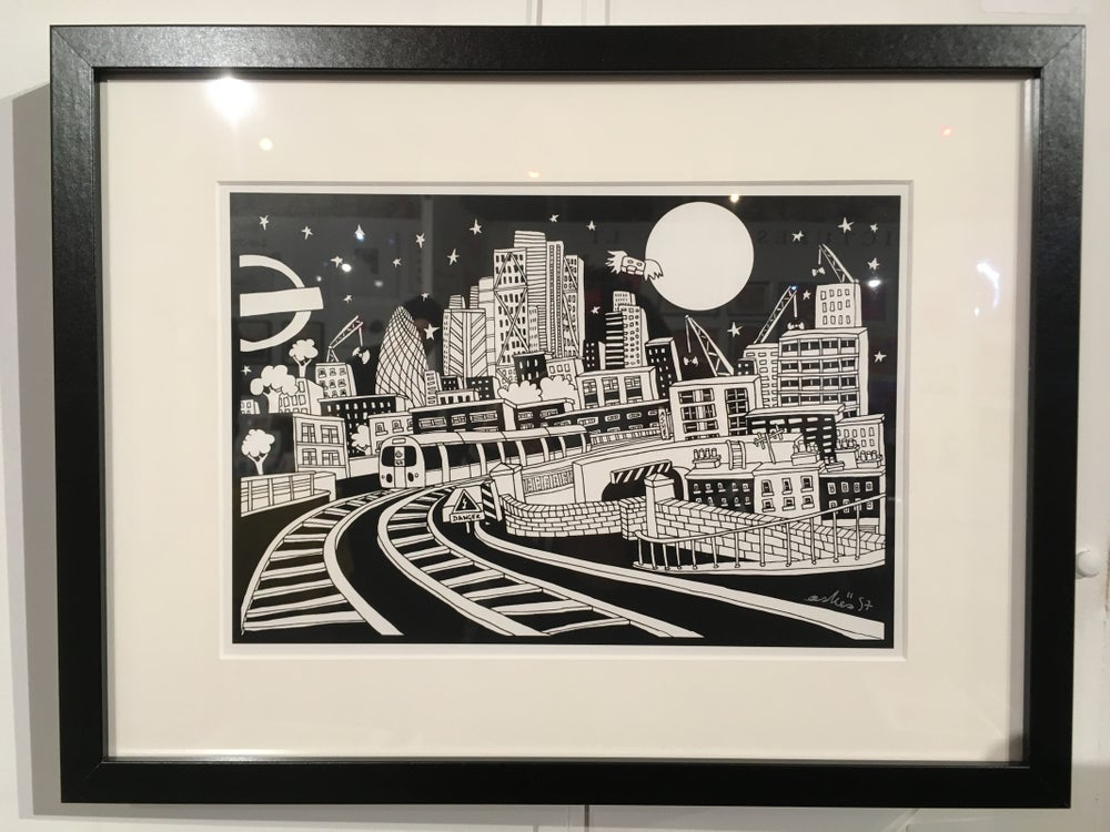 Image of London Overground