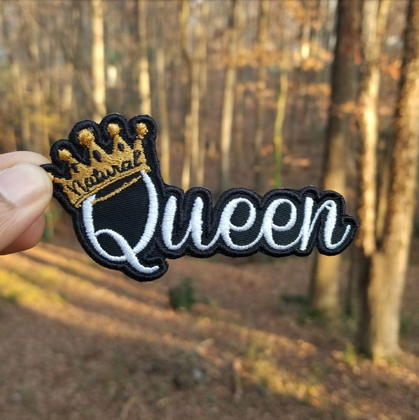 Image of Natural Queen Patch