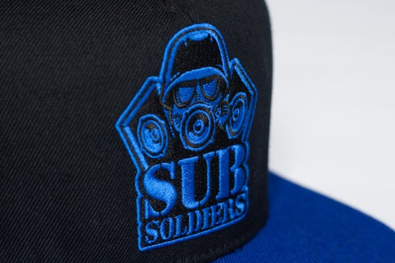 Image of Sub Soldiers 'ELECTRIC' Snapback
