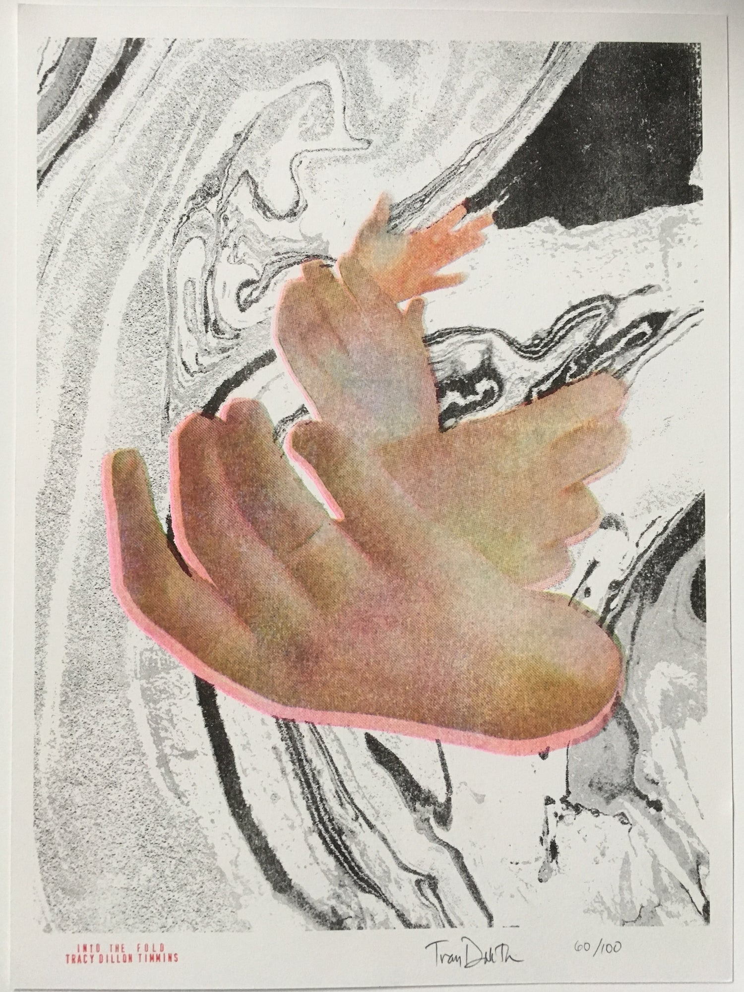 Image of Tracy Timmins Limited Risograph Print