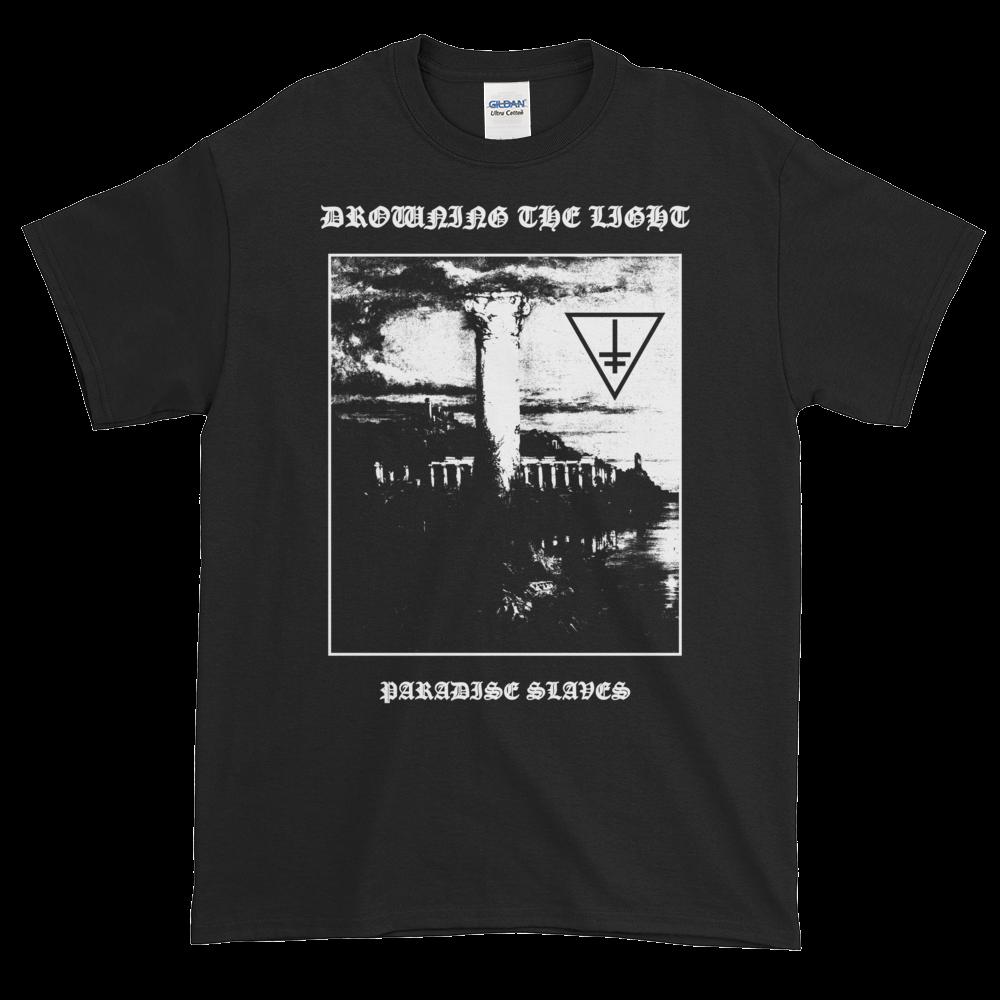 "Image of Drowning the Light - ""Paradise Slaves"" shirt"