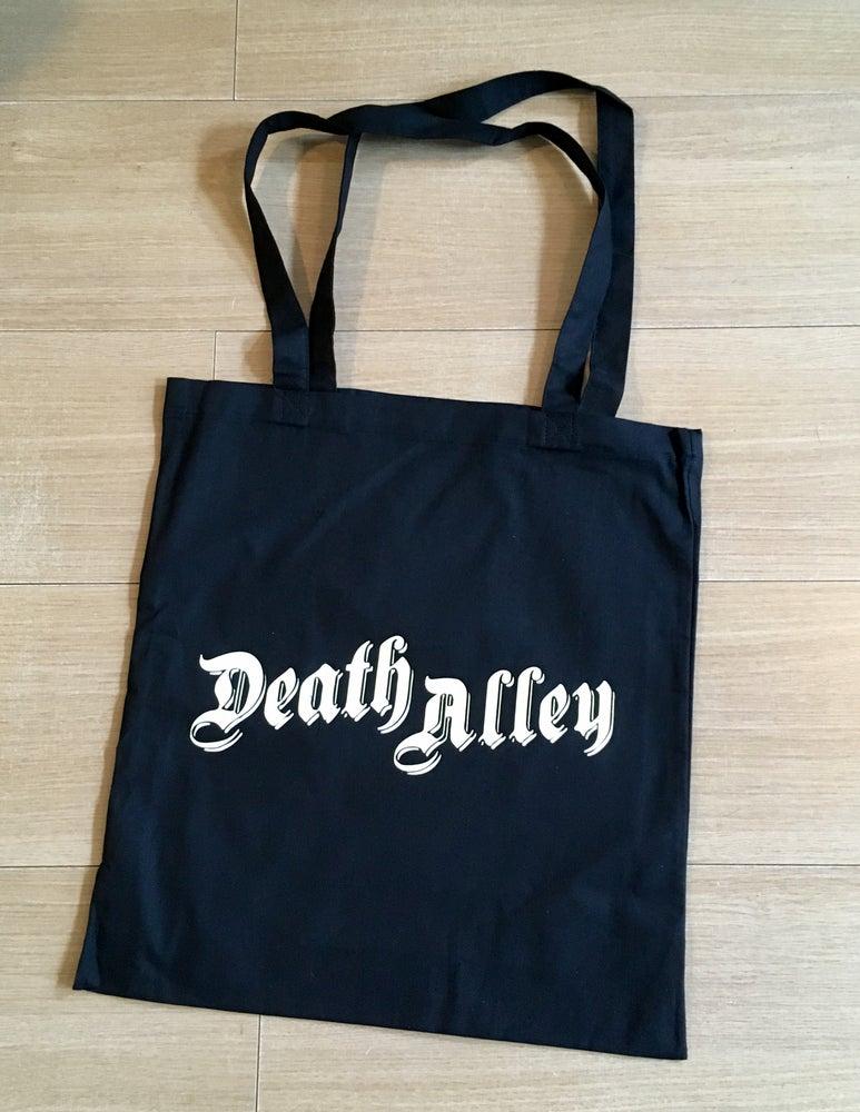 Image of Death Alley totebag