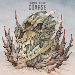 Image of COUNCIL OF RATS coarse LP
