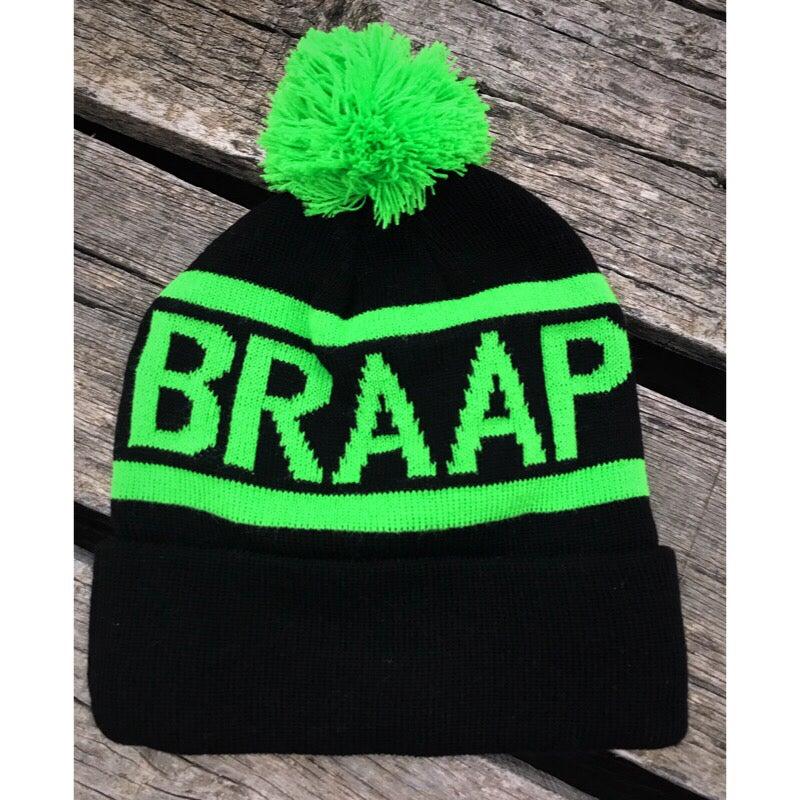 Image of Braap Pom Beanie