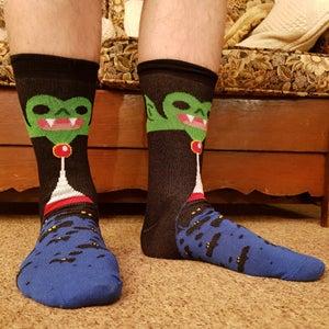 Image of Best Foot Friends: Vampire Socks 🧛