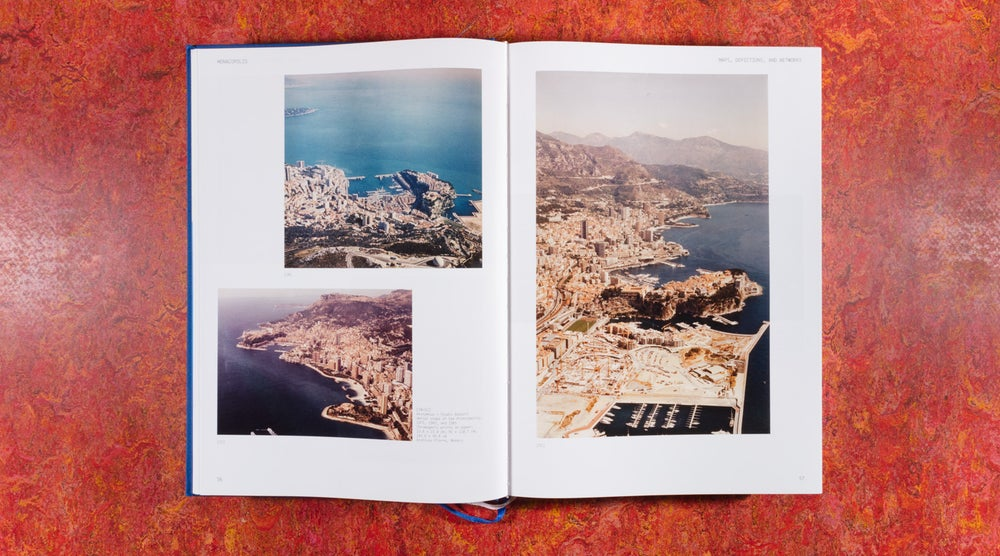 Image of Monacopolis <br/> (ENGLISH) <br/>  — Åbäke, Martino Gamper & Nathalie Rosticher Giordano