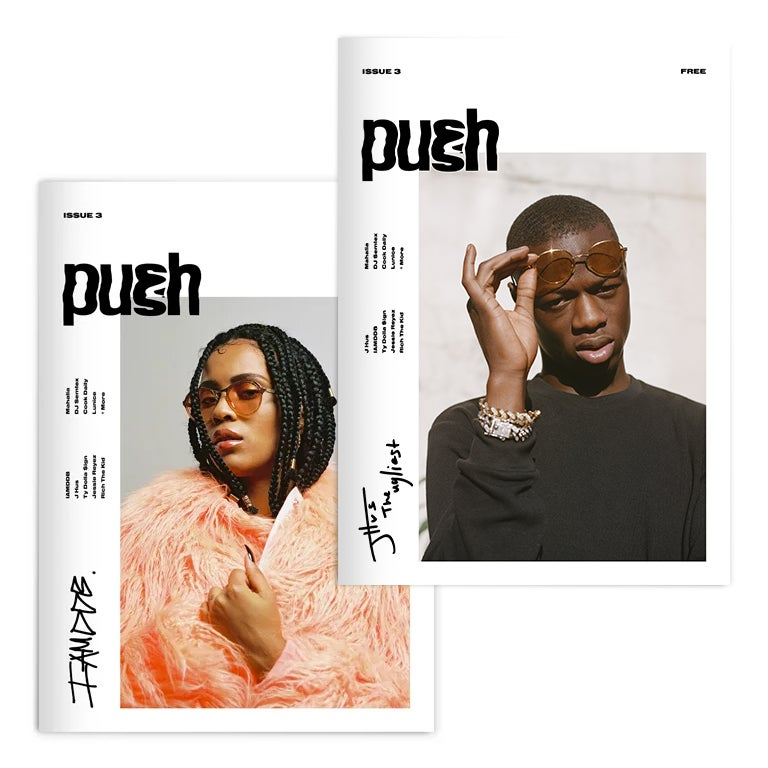 Image of PUSH Issue Three (Pre-Order)