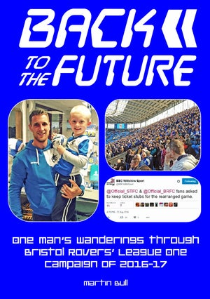 Image of BRAND NEW book 'Back to the Future' - 2016/17 season - Only 250 copies