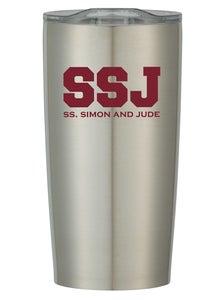 Image of SSJ 18 oz. Hot/Cold Tumbler