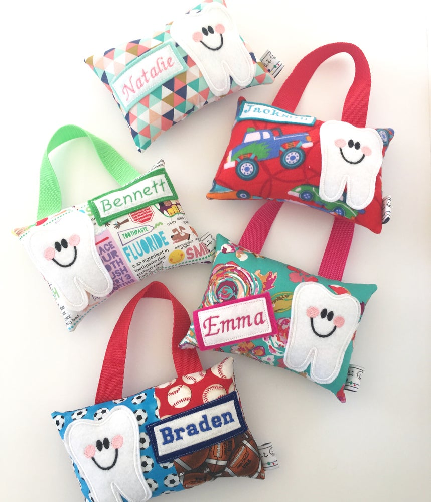 Image of Tooth Fairy Pillow