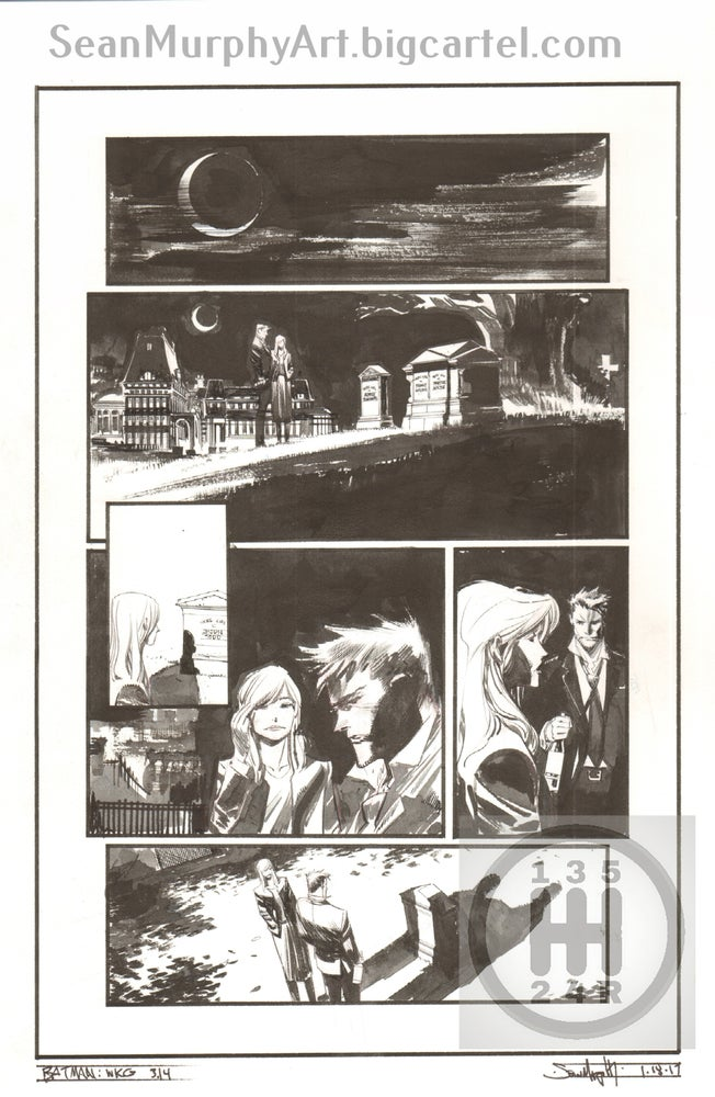 Image of Batman: White Knight #3, page 14