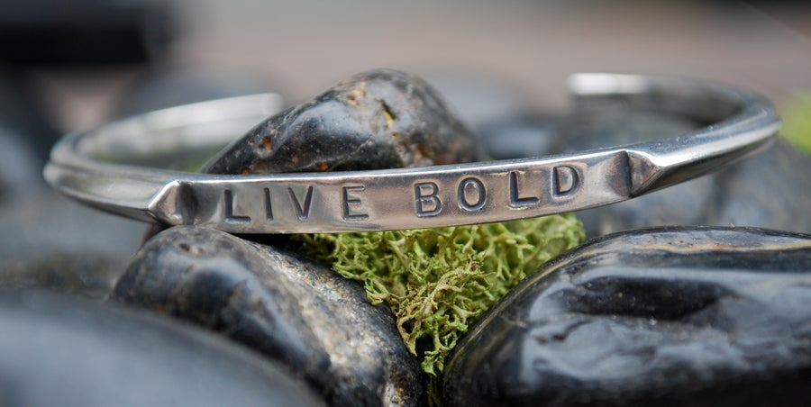 Image of Live Bold