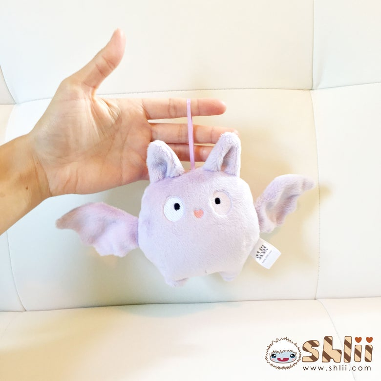Image of Scaredy Bat Plush Ornament